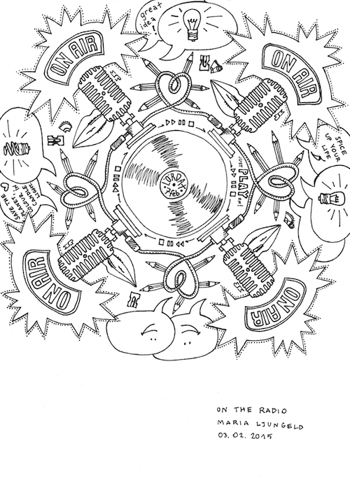 20150203 colouring book for grown ups coloring black white mustard ljungeld maria on the radio_500